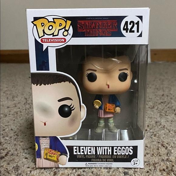 Eleven with Egos Funko Pop